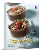Livros - Delícias Vegetarianas - 60 Pratos Doces