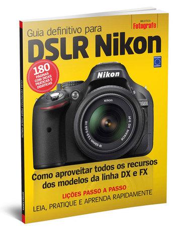 Guia Definitivo para DSLR Nikon