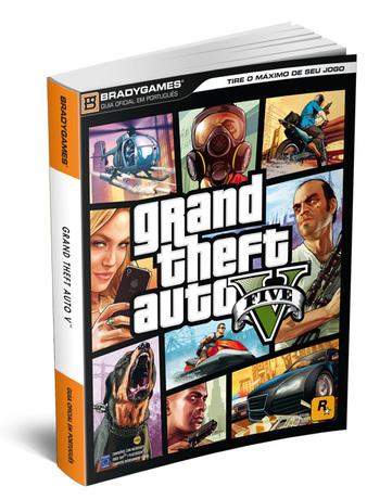 Guia Oficial Grand Theft Auto V