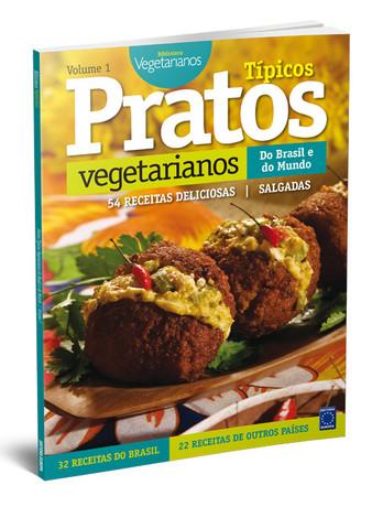 Pratos Típicos Vegetarianos do Brasil e do Mundo