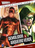 Coleção Super-Heróis Volume 7: Demolidor e Arqueiro Verde