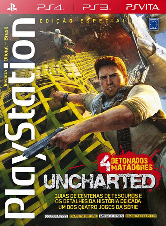 Especial PlayStation - Uncharted