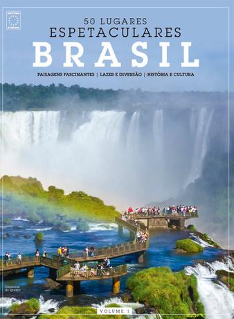 50 Lugares Espetaculares Volume 1: Brasil