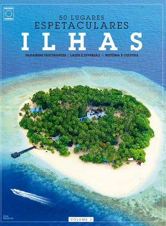 Coleção 50 Lugares Espetaculares Volume 2: Ilhas