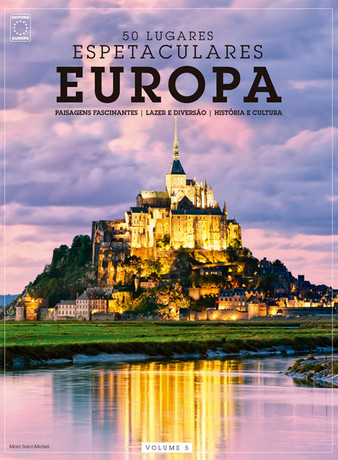 Coleção 50 Lugares Espetaculares Volume 5: Europa