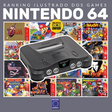 Ranking Ilustrado dos Games: Nintendo 64