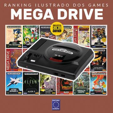 Ranking Ilustrado dos Games: Mega Drive