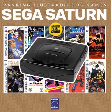 Ranking Ilustrado dos Games: Sega Saturn
