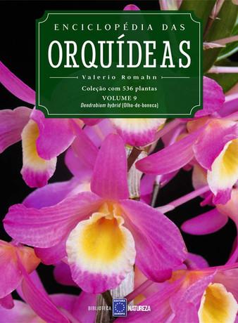 Enciclopédia das Orquídeas - Volume 9