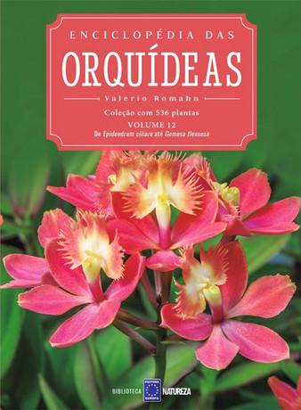 Enciclopédia das Orquídeas - Volume 12