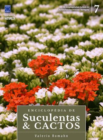 Enciclopédia de Suculentas e Cactos - Volume 7