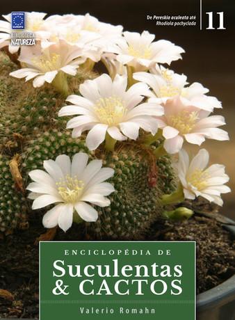 Enciclopédia de Suculentas e Cactos - Volume 11