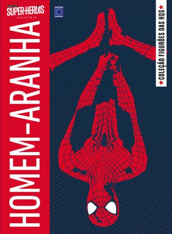Coleção Figurões das HQs: Homem-Aranha