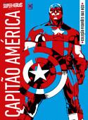 Coleção Figurões das HQs - Capitão América