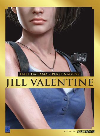 Coleção Hall da Fama Personagens: Jill Valentine