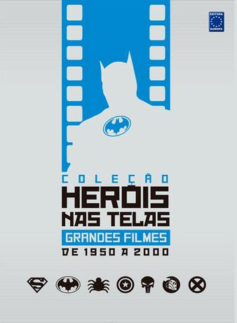 Coleção Heróis nas Telas: Grandes Filmes de 1950 a 2000