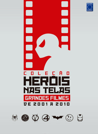 Coleção Heróis nas Telas: Grandes Filmes de 2001 a 2010