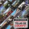 Coleção Listas Curiosas: Jogos de Corrida - Telas de Cockpit