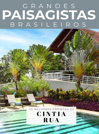 Coleção Grandes Paisagistas Brasileiros: Cintia Rua