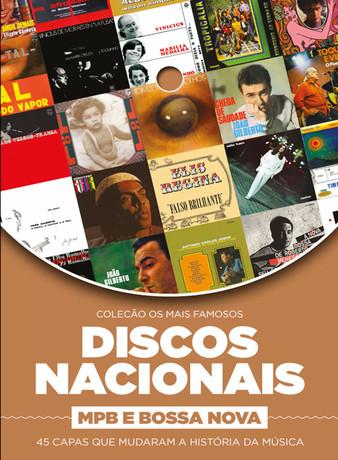 Coleção Os Mais Famosos Discos Nacionais: MPB e Bossa Nova