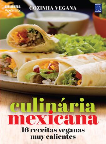 Cozinha Vegana - Culinária Mexicana