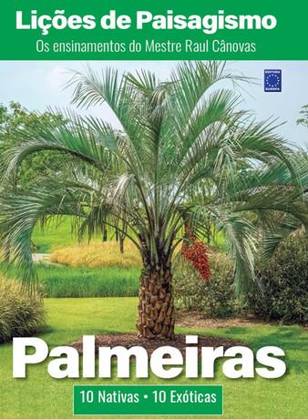 Lições de Paisagismo - Palmeiras