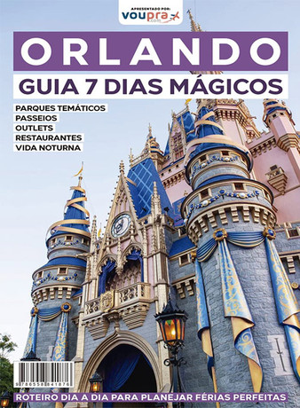 Orlando - Guia 7 Dias Mágicos