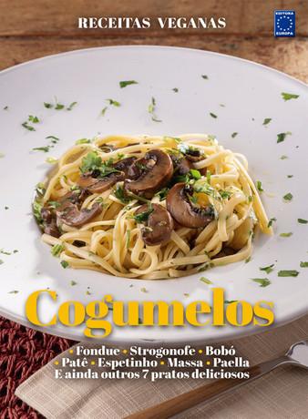 Receitas Veganas - Cogumelos