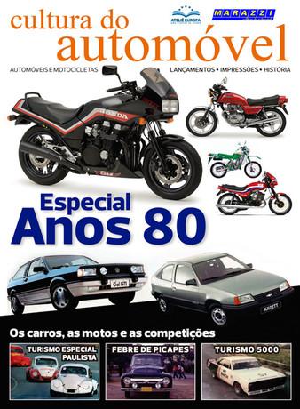 Cultura do Automóvel Volume 1 - Especial Anos 80