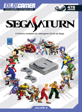 Dossiê OLD!Gamer Volume 8: Sega Saturn