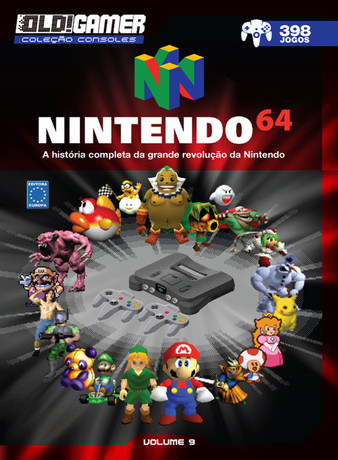 Dossiê OLD!Gamer Volume 9: Nintendo 64