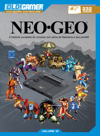 Dossiê OLD!Gamer Volume 10: Neo-Geo