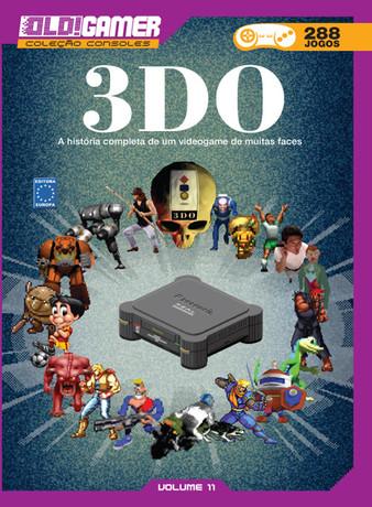 Dossiê OLD!Gamer Volume 11: 3DO