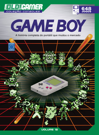 Dossiê OLD!Gamer Volume 12: Gameboy