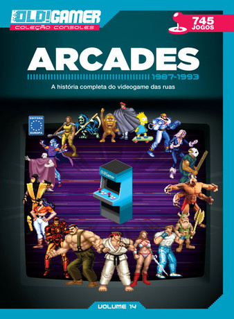 Dossiê OLD!Gamer Volume 14: Arcades Parte 2