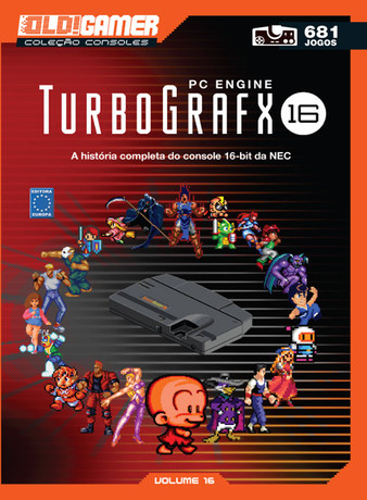 Dossiê OLD!Gamer Volume 16: TurboGrafx