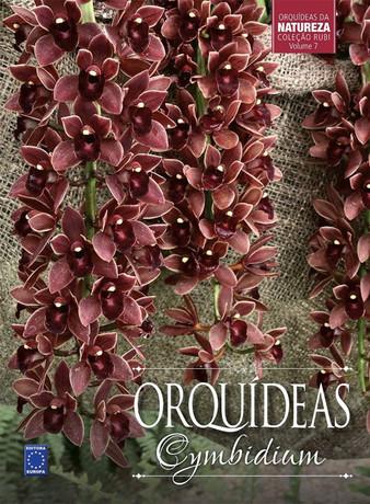 Coleção Rubi Volume 7: Orquídeas Cymbidium