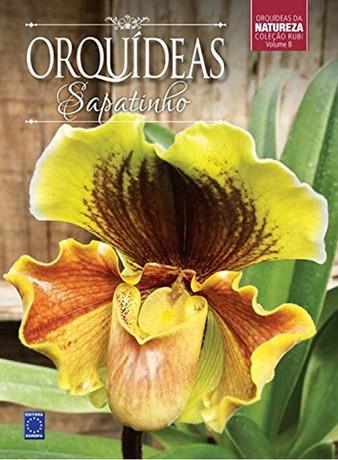 Coleção Rubi Volume 8: Orquídeas Sapatinho