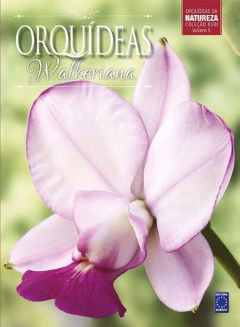 Coleção Rubi Volume 9: Orquídeas Walkeriana