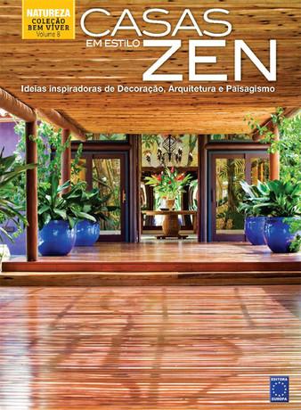 Coleção Bem-Viver: Casas em Estilo Zen