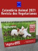 Calendário Revista dos Vegetarianos 2021