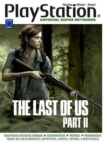 Super Detonado Dicas e Segredos - The Last Of Us Part II