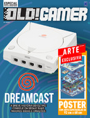 Revista Superpôster OLD!Gamer - Dreamcast