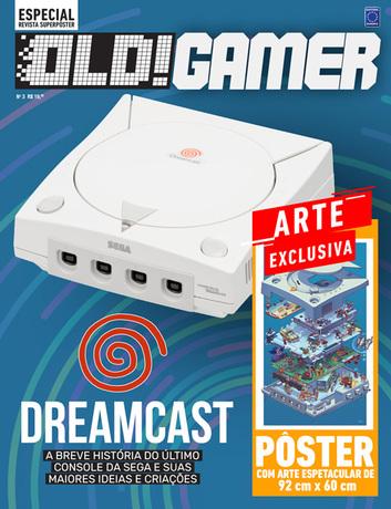 Especial Superpôster OLD!Gamer - Dreamcast