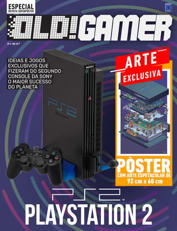 Especial Superpôster OLD!Gamer - PlayStation 2