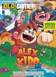 Bookzine OLD!Gamer Pôster Gigante - Alex Kidd