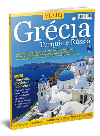 Especial Viaje Mais - Grécia, Turquia e Rússia