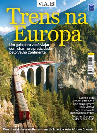 Especial Viaje Mais - Trens na Europa Edição 04