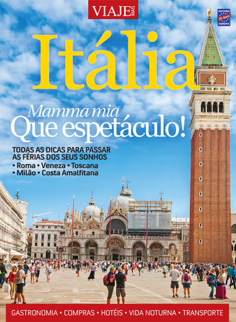 Especial Viaje Mais - Itália Edição 05
