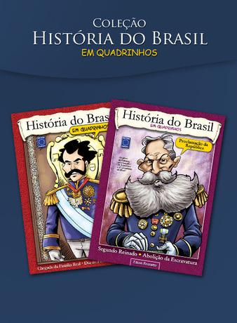 Coleção Histórias do Brasil em Quadrinhos